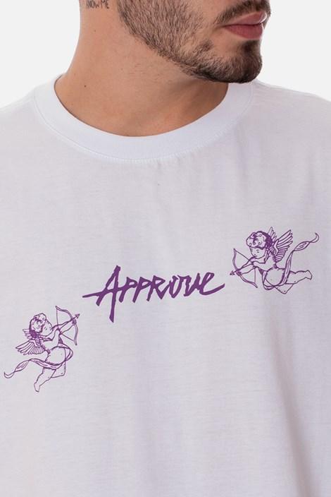 Camiseta Approve Ruínas Cupidos Branca