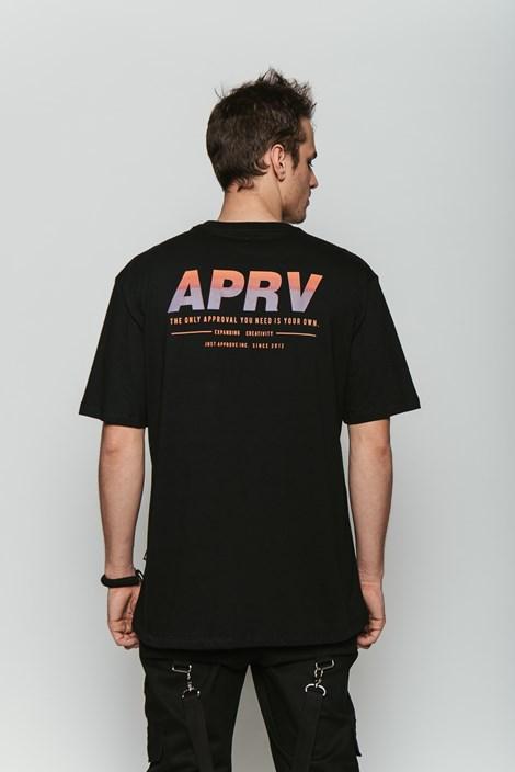 Camiseta Approve Speed Preta