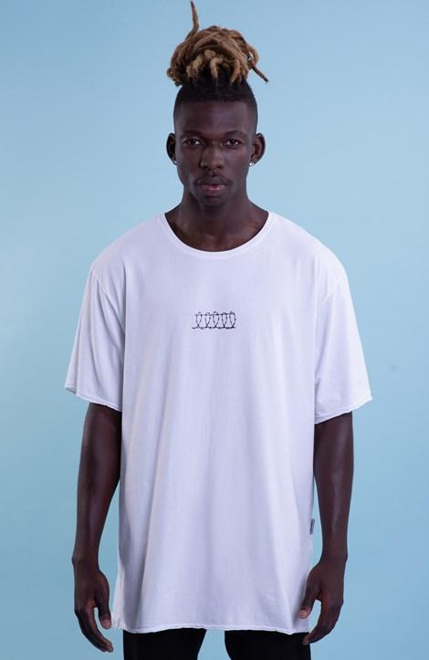 Camiseta Approve X El Castro Branca