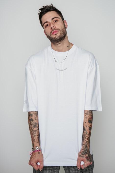 Camiseta Approve x Gui Araujo Branca