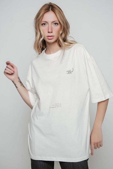 Camiseta Approve x Gui Araujo Off White