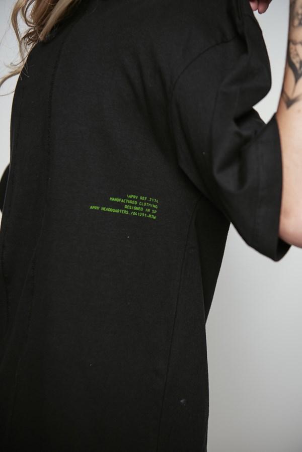 Camiseta Approve x Gui Araujo Preta
