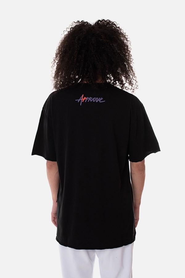 Camiseta Approve X Lp Preta