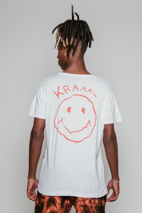 Camiseta Approve x Pedro Sampaio Branca