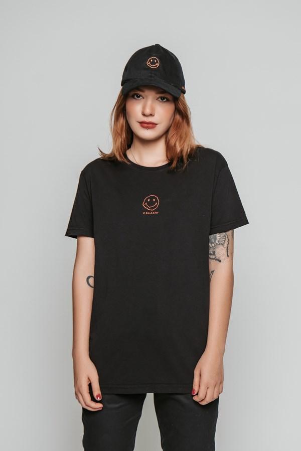 Camiseta Approve x Pedro Sampaio Preta