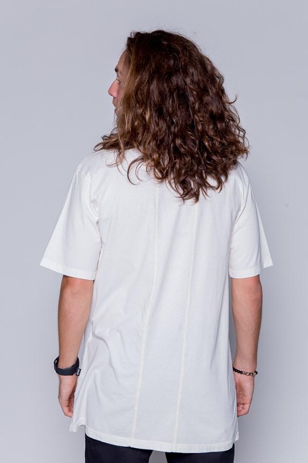 Camiseta Approve x Vitor Kley Off White