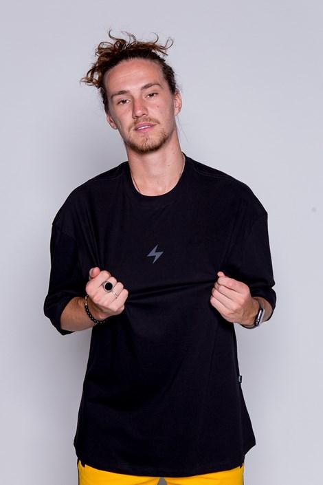 Camiseta Approve x Vitor Kley Preta
