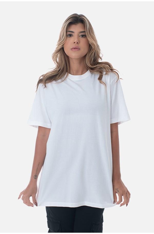 Camiseta Bold Approve Basic Off White