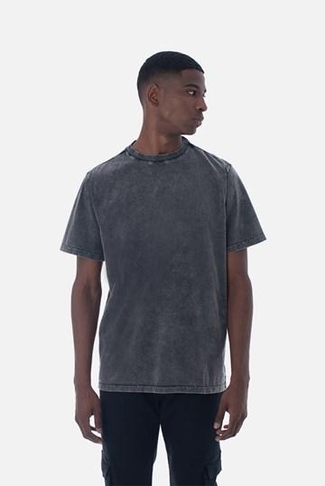 Camiseta Bold Approve Basic Preto Estonado