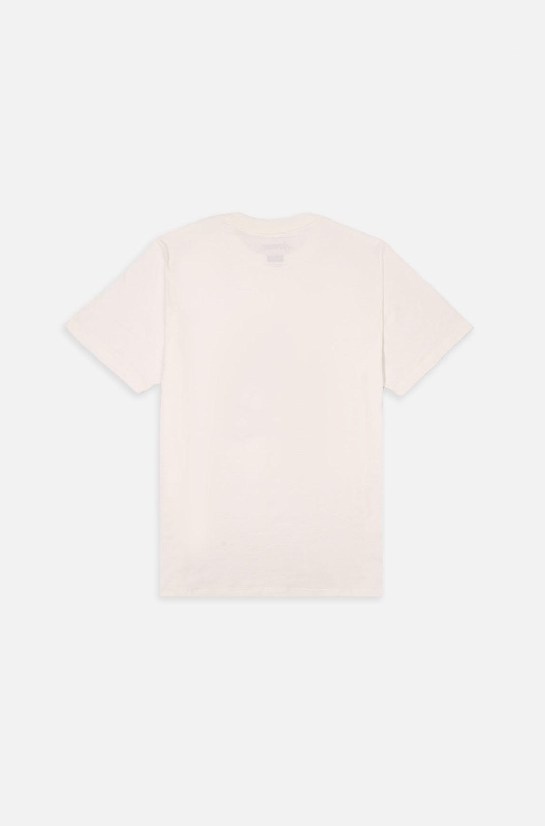 Camiseta Bold Approve Bear Hat Off White