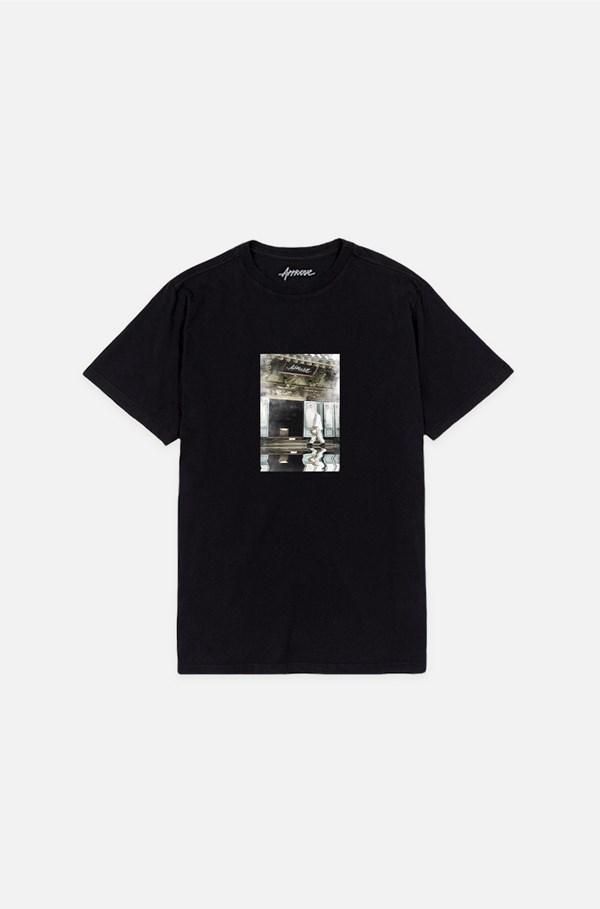 Camiseta Bold Approve Chinatown Preta