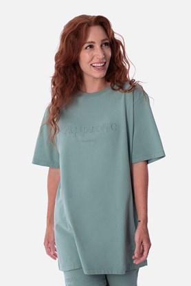 Produto Camiseta Bold Approve Monochromatic Verde