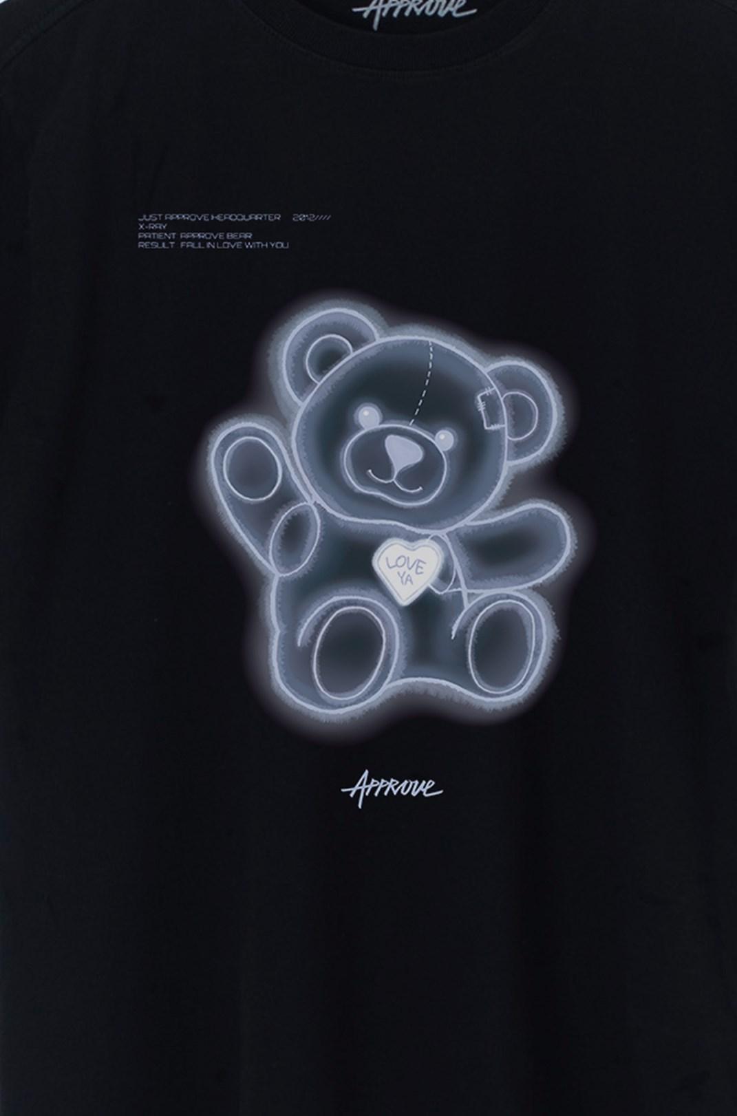 Camiseta Bold Approve We Are All The Same Inside Preta