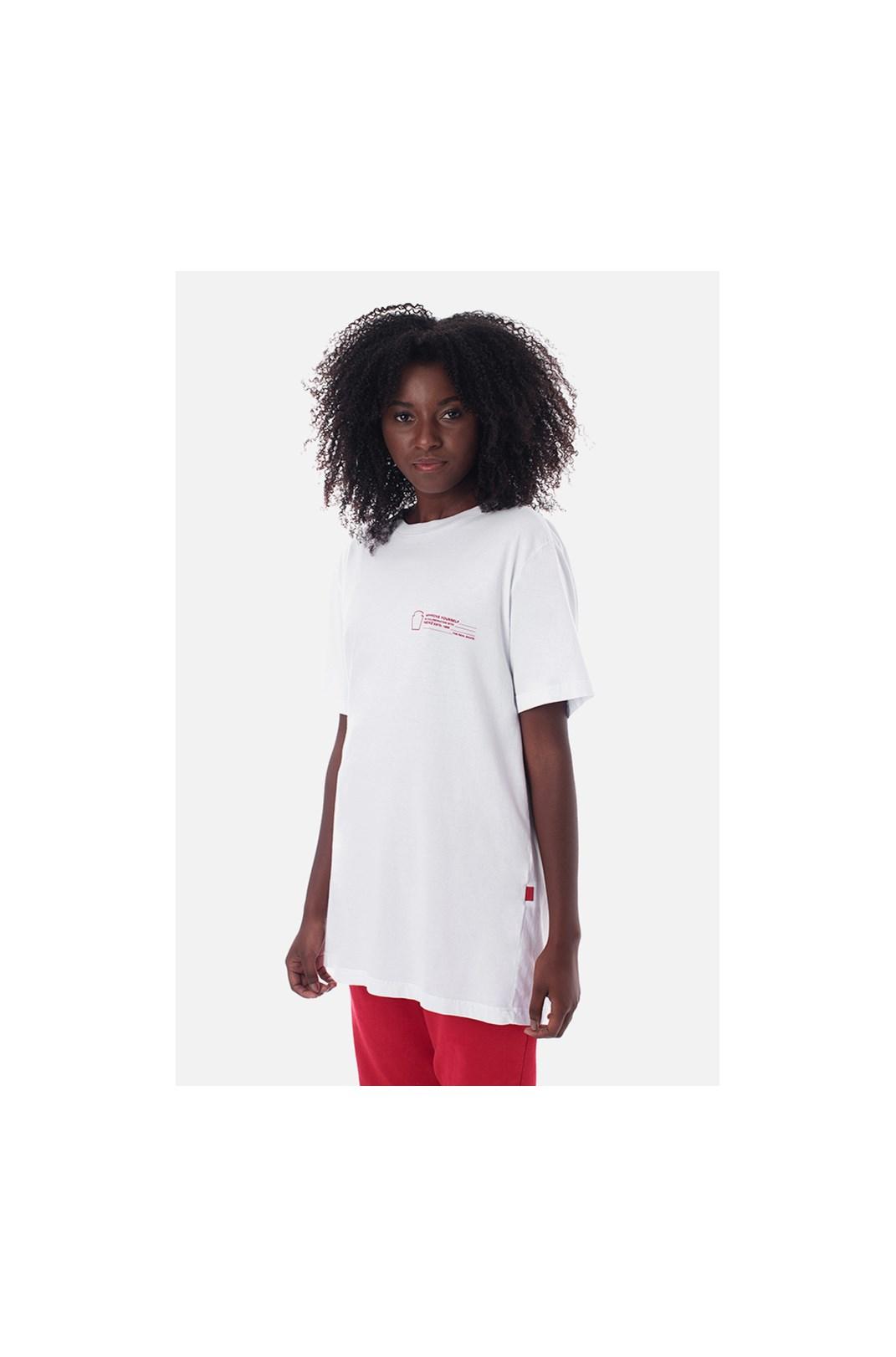 Camiseta Bold Approve X Heinz Branca