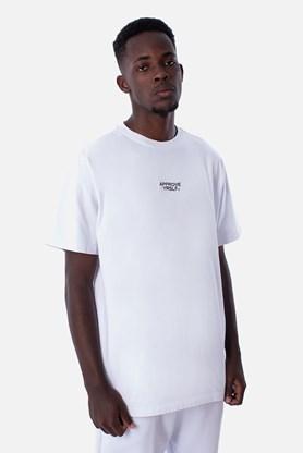Camiseta Bold Approve Yrslf Branca
