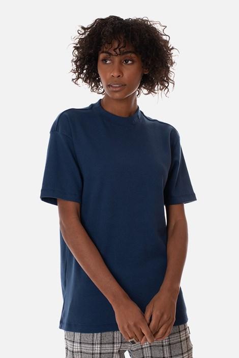 Camiseta Canelada Approve Canvas Azul Marinho