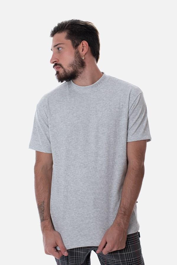 Camiseta Canelada Approve Canvas Cinza