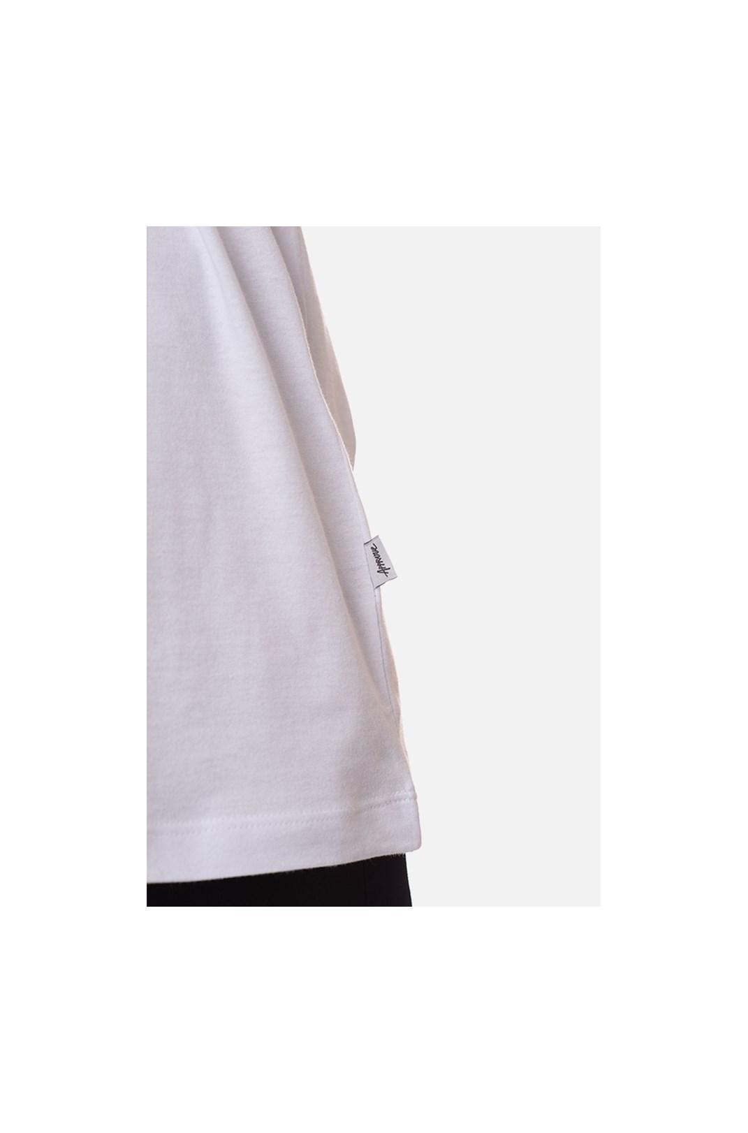 Camiseta Manga Longa Approve PB Branca