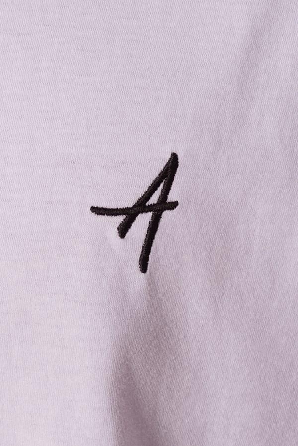 Camiseta Regular Approve Basic Bordada Branca