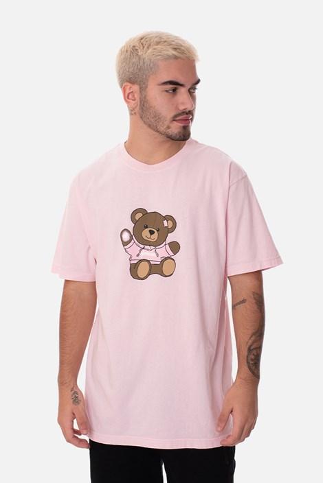 Camiseta Regular Approve Bear by Picon Rosa