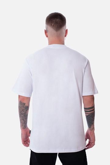 Camiseta Regular Approve Canvas Branca