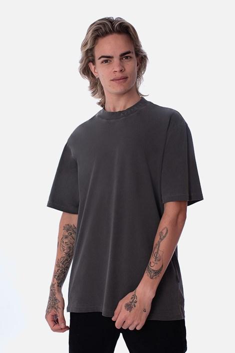 Camiseta Regular Approve Canvas Chumbo