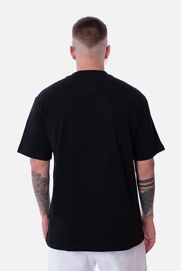 Camiseta Regular Approve Canvas Preta