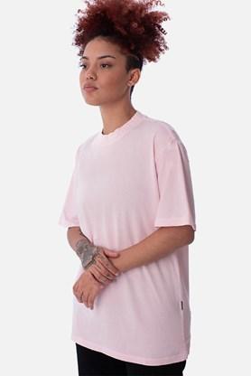 Camiseta Regular Approve Canvas Rosa
