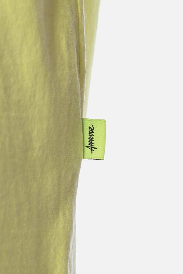 Camiseta Regular Approve Cartoon Amarelo Neon
