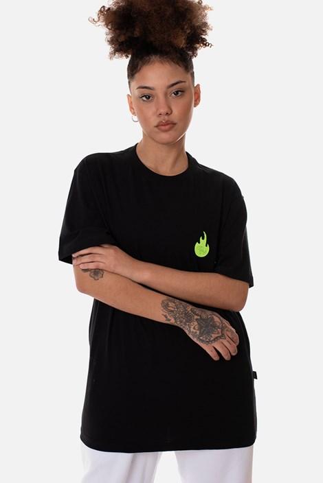Camiseta Regular Approve Chemicals Preta