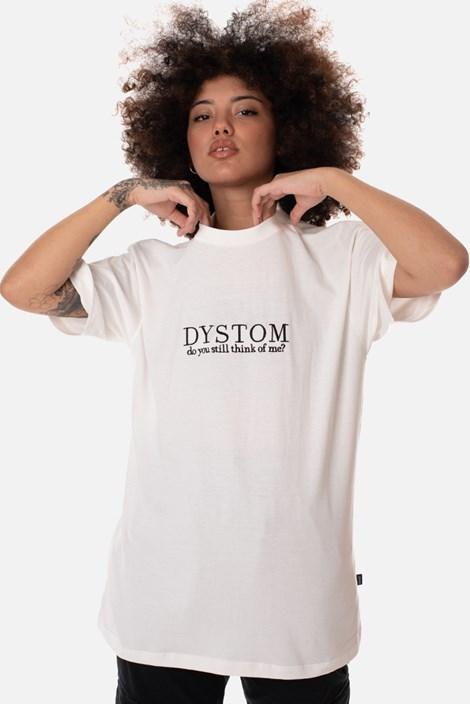 Camiseta Regular Approve Dystom Off White