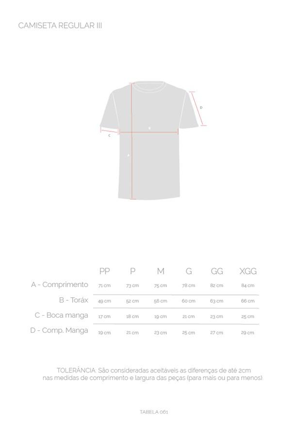 Camiseta Regular Approve Globe Branca