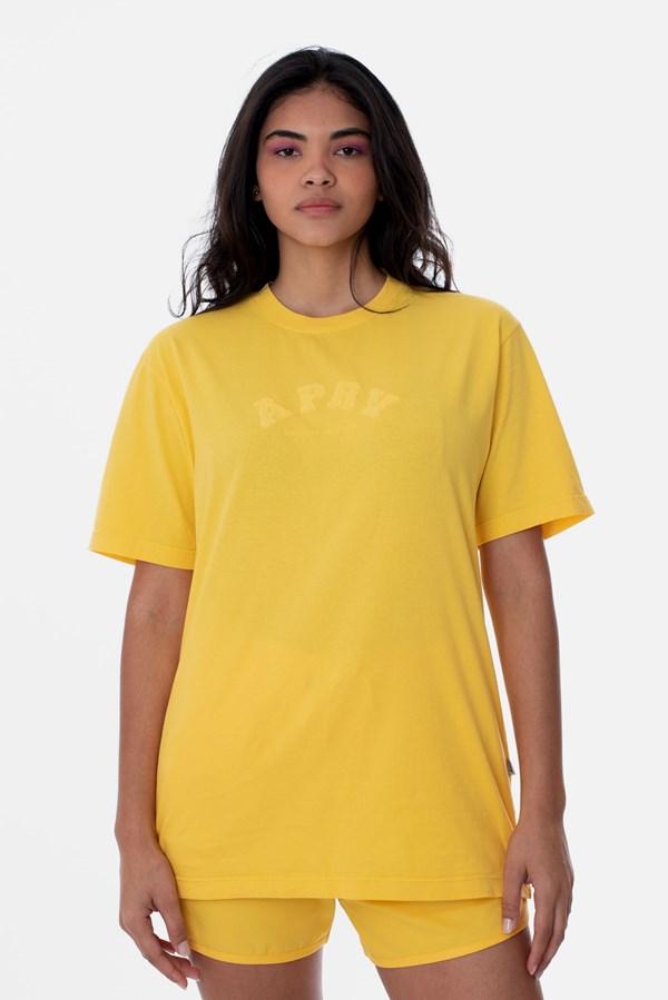 Camiseta Regular Approve Kindergarten Amarela