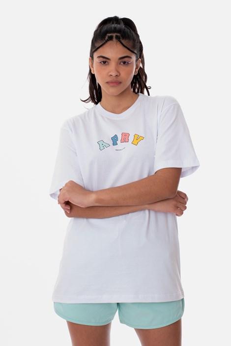 Camiseta Regular Approve Kindergarten Branco