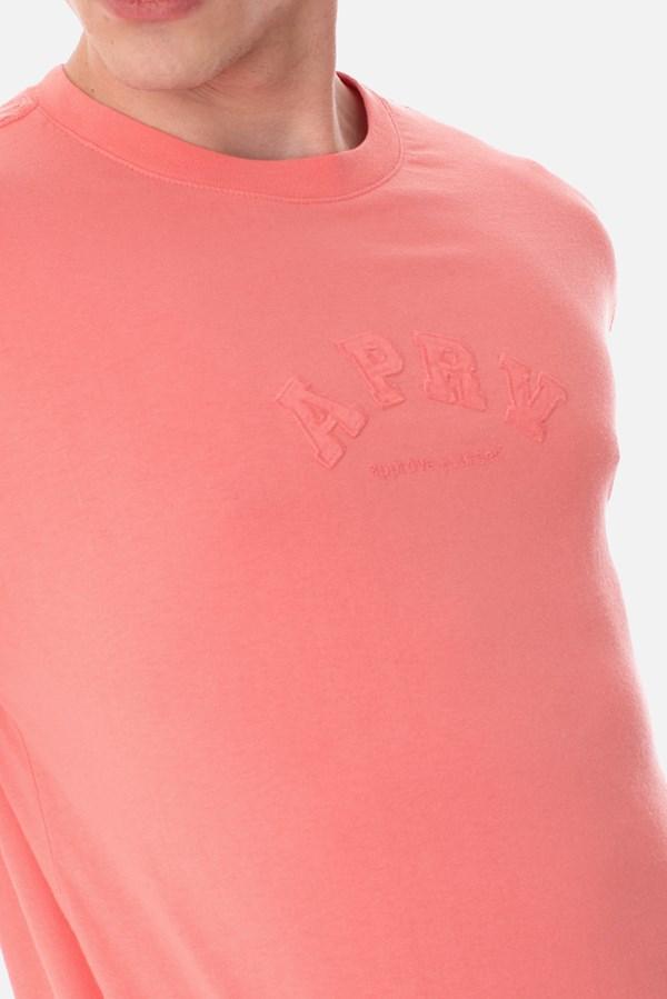 Camiseta Regular Approve Kindergarten Rosa