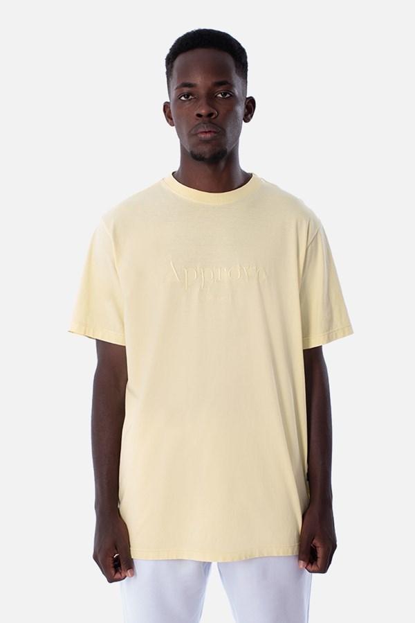 Camiseta Regular Approve Mirage Amarela