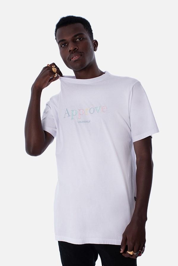 Camiseta Regular Approve Mirage Branca