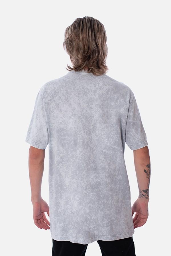 Camiseta Regular Approve Mirage Cinza Desert