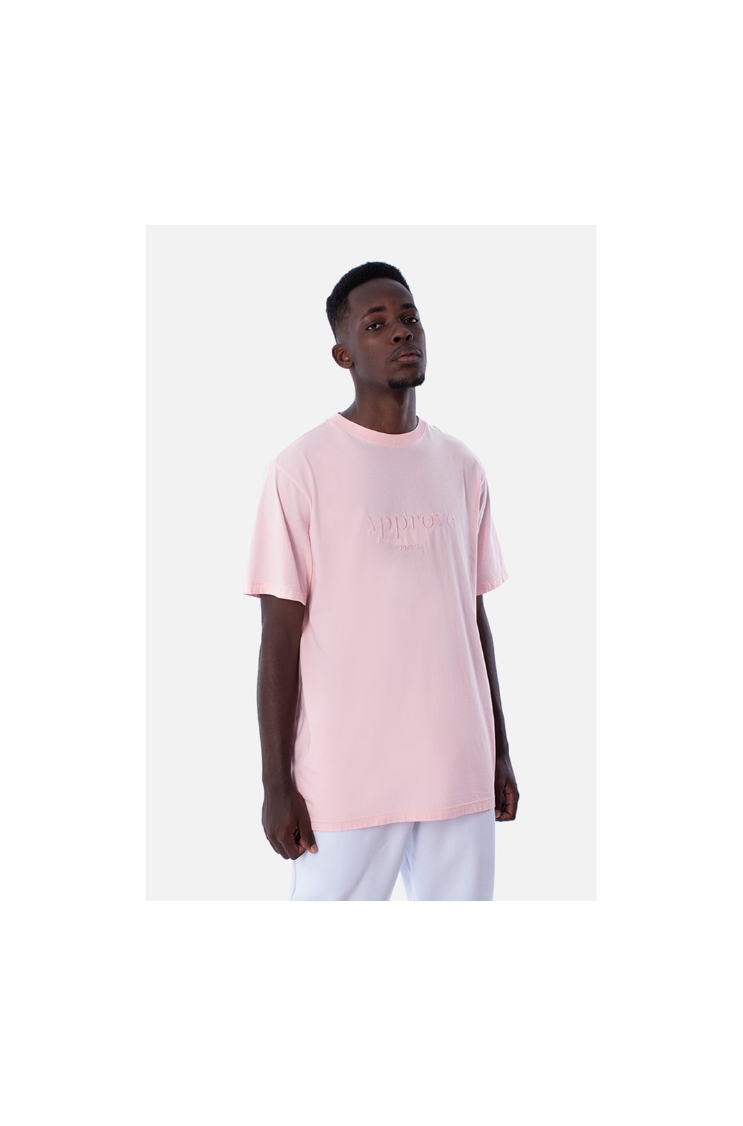 Camiseta Regular Approve Mirage Rosa
