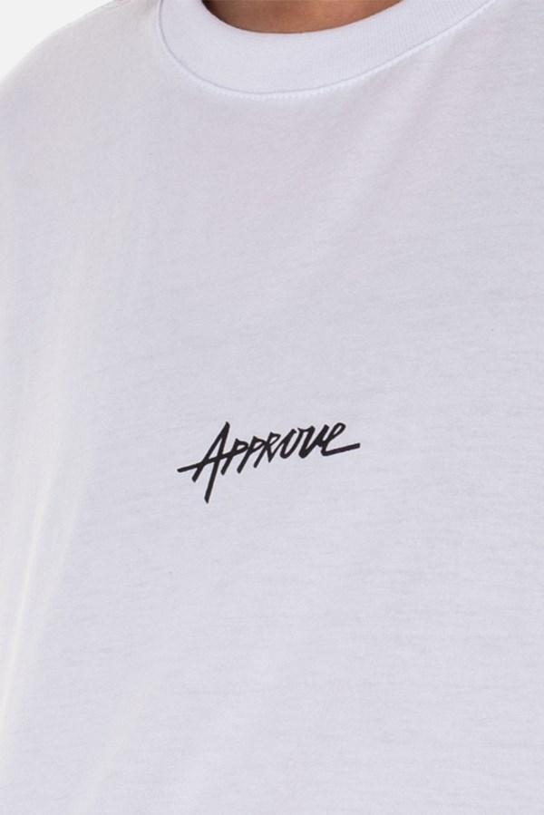 Camiseta Regular Approve PB Branca