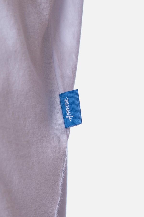 Camiseta Regular Approve Pixels&Pills Branca