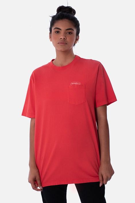 Camiseta Regular Approve Pixels&Pills Vermelha