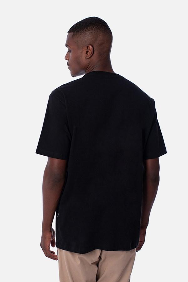 Camiseta Regular Approve Preta