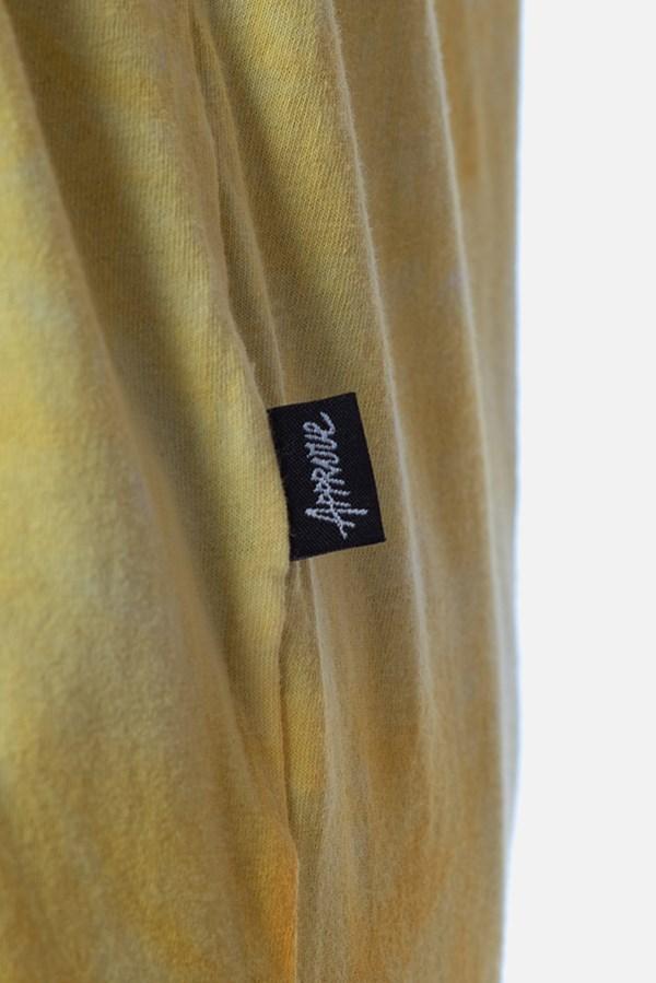 Camiseta Regular Approve Psychedelic Amarela