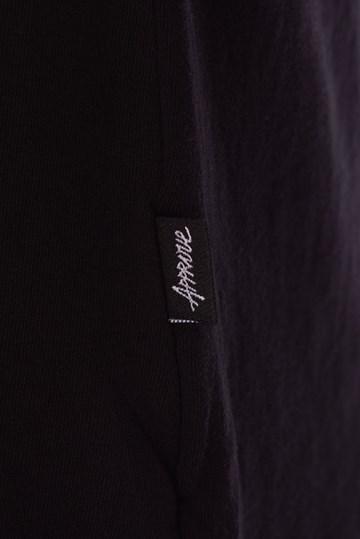 Camiseta Regular Approve Psychedelic Bear Preta