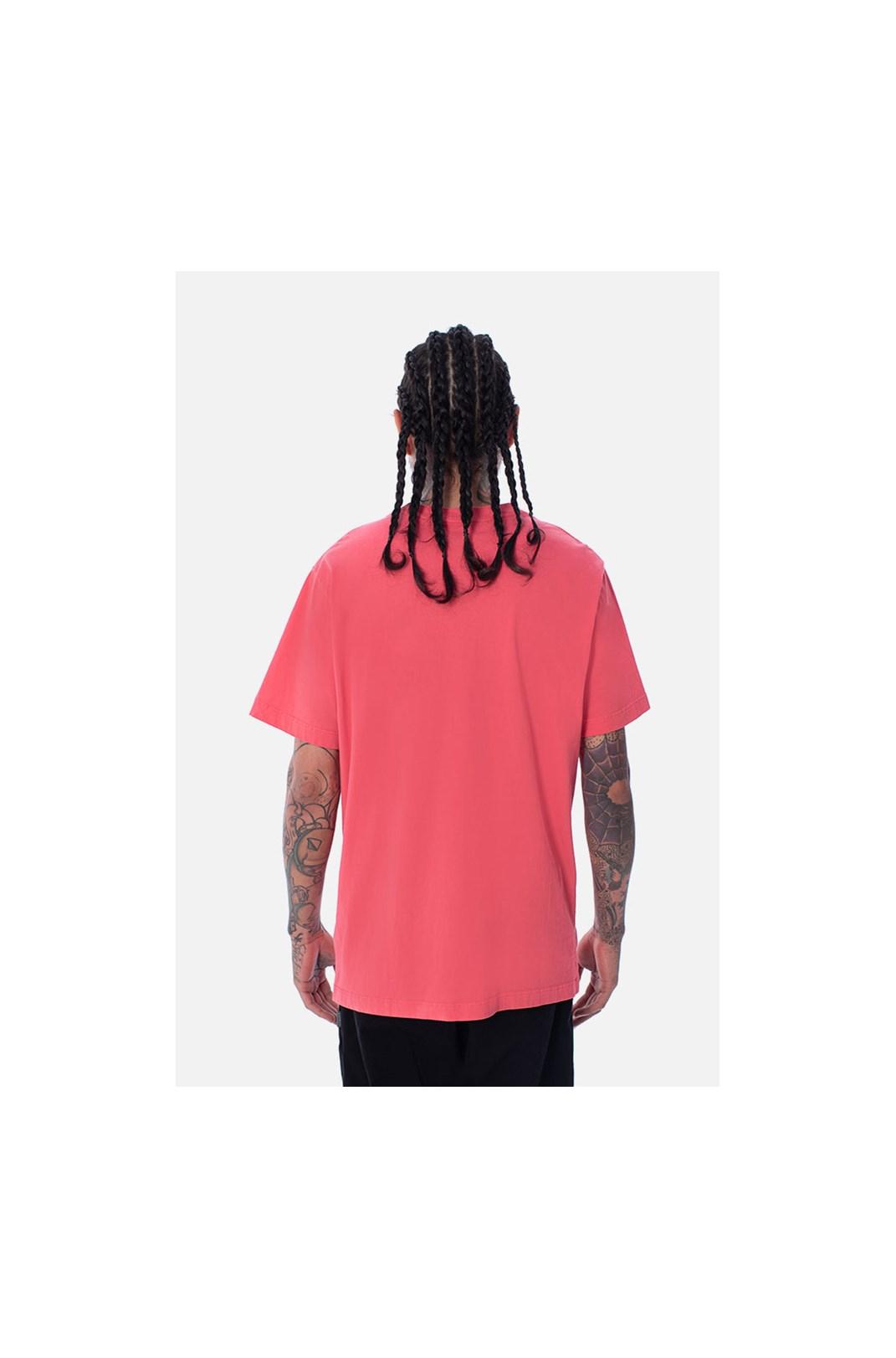 Camiseta Regular Approve Psychedelic Rosa