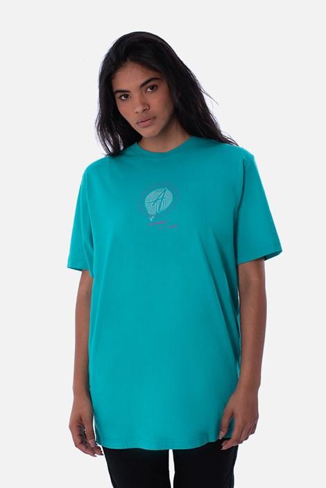 Camiseta Regular Approve Robotik Verde