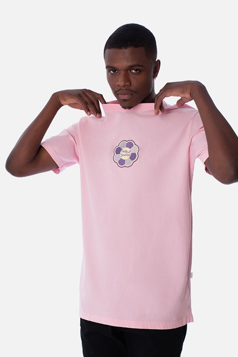 Camiseta Regular Approve Softcolors Rosa