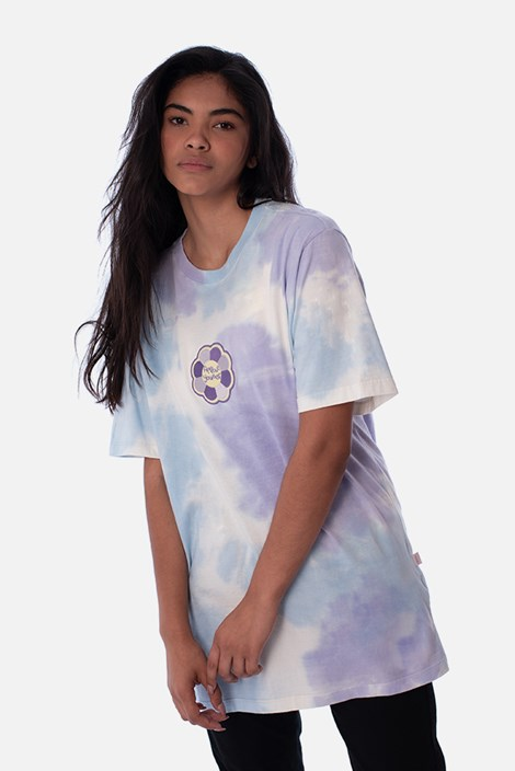 Camiseta Regular Approve Softcolors Tie Dye Night