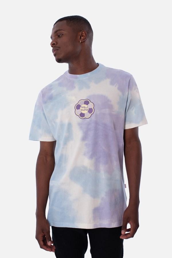 Camiseta Regular Approve Softcolors Tie Dye Night